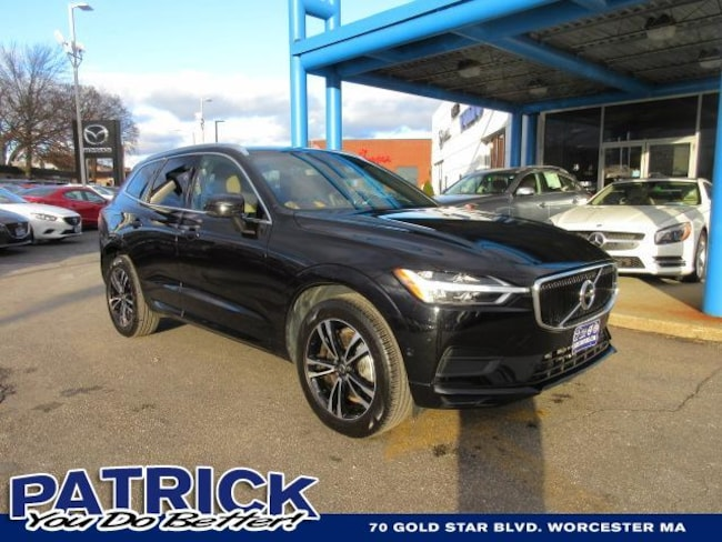 Used 2018 Volvo XC60 T6 AWD Momentum Sport Utility Worcester