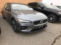 New 2019 Volvo S60 T6 R-Design Sedan for sale in Worcester, MA