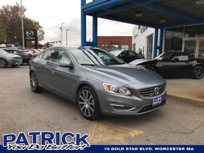 Used 2016 Volvo S60 Inscription 4dr Sdn T5 Premier AWD Car Worcester