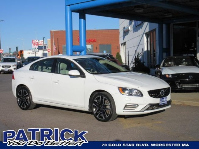 Used 2017 Volvo S60 T5 AWD Dynamic Car Worcester