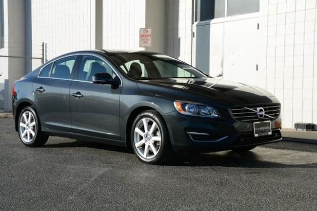 Used 2016 Volvo S60 T5 Drive-E Premier Sedan For Sale San Antonio, TX