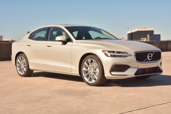 New 2019 Volvo S60 T5 Momentum Sedan For Sale/Lease San Antonio Texas
