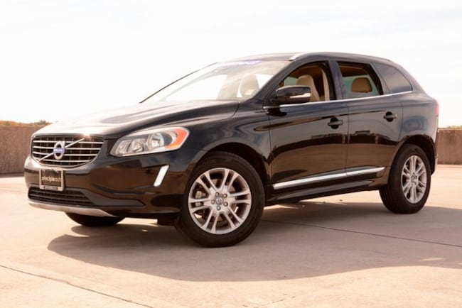 Certified Pre-Owned 2016 Volvo XC60 T5 Drive-E Premier SUV For Sale San Antonio Texas