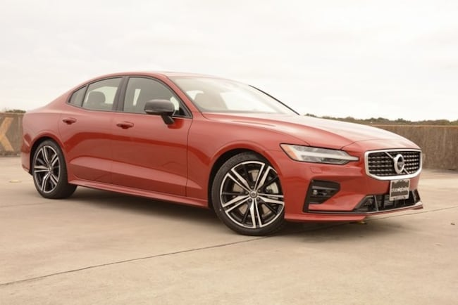 New 2019 Volvo S60 T6 R-Design Sedan For Sale/Lease San Antonio Texas