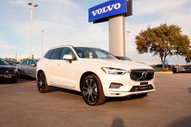 New 2019 Volvo XC60 T5 Inscription SUV For Sale/Lease San Antonio Texas