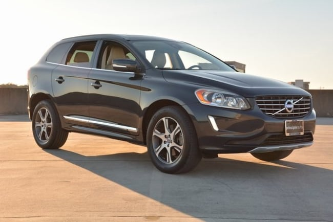 Used 2014 Volvo XC60 T6 Premier Plus SUV For Sale San Antonio, TX