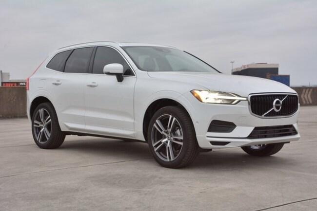 New 2019 Volvo XC60 T5 Momentum SUV For Sale/Lease San Antonio Texas