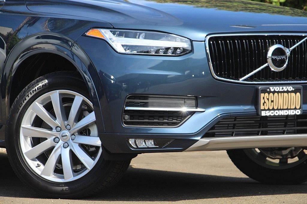 New 2019 Volvo XC90 For Sale/Lease Escondido CA | VIN# YV4A22PK2K1421861