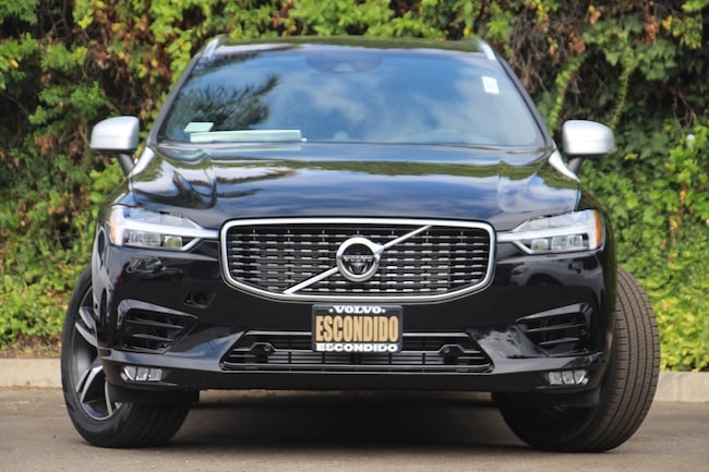 Used 2018 Volvo XC60 For Sale at Volvo Cars Escondido | VIN:  LYVA22RM5JB097135