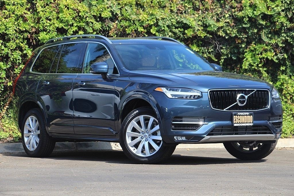 New 2019 Volvo Xc90 For Sale Lease Escondido Ca Vin Yv4a22pk2k1421861
