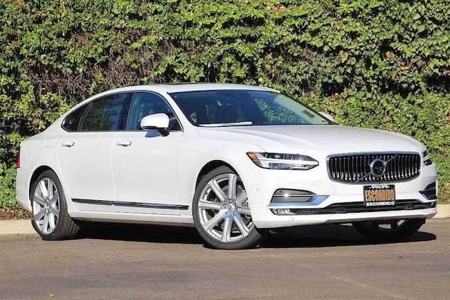 New 2018 Volvo S90 T6 AWD Inscription Sedan for sale/lease Escondido, CA