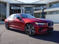 New  2019 Volvo S60 Sedan 7JRA22TMXKG001869 For Sale in Lynchburg, VA
