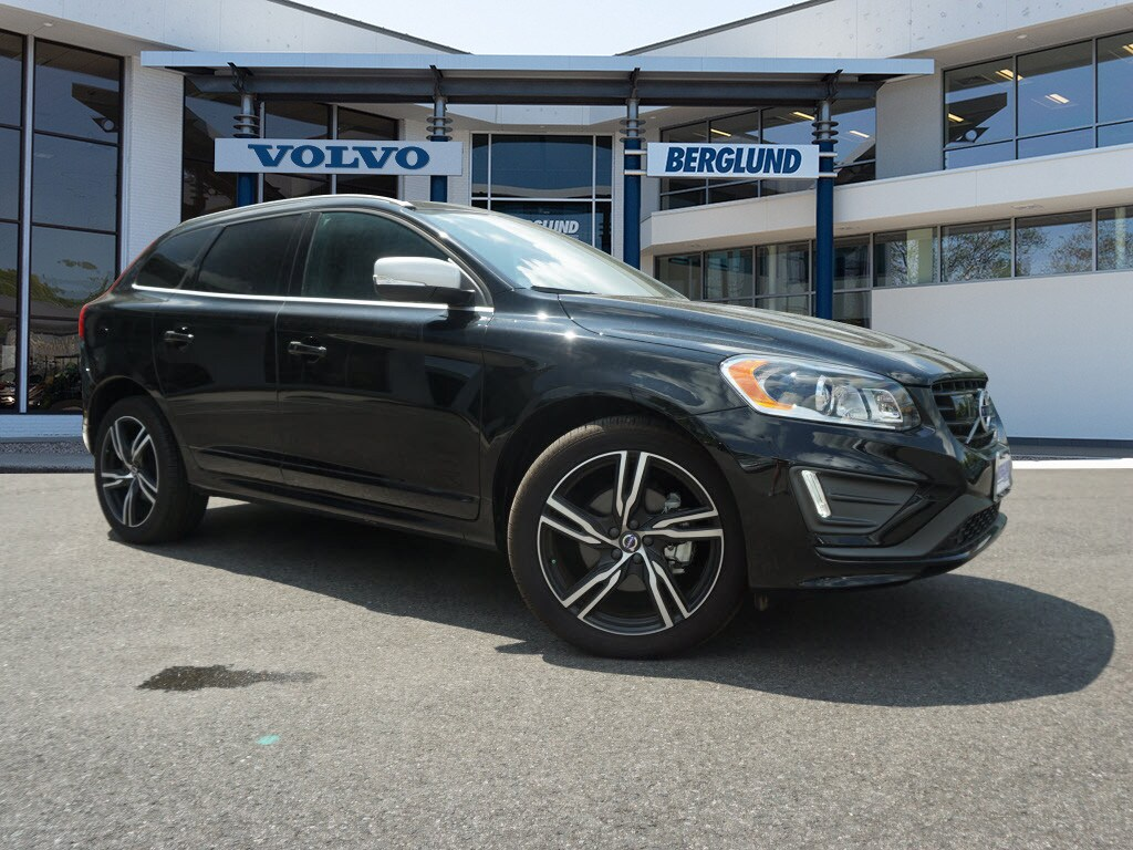 Used 2017 Volvo XC60 T6 AWD R-Design SUV For Sale In Lynchburg, VA