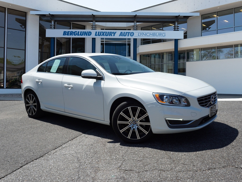 Used 2016 Volvo S60 T5 Drive-E Inscription Sedan For Sale In Lynchburg, VA