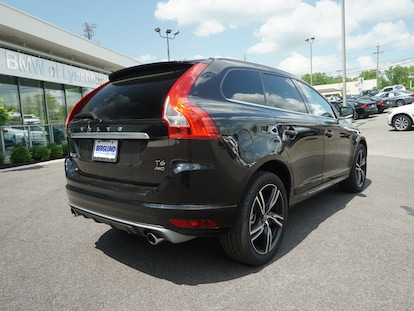 New 2017 Volvo XC60 For Sale or Lease | Lynchburg VA | VIN#  YV449MRS1H2035226