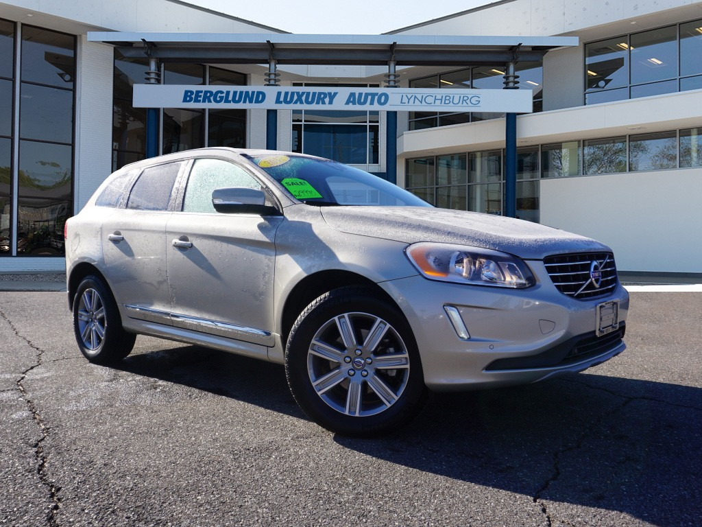 Used 2017 Volvo XC60 T5 AWD Inscription SUV For Sale In Lynchburg, VA
