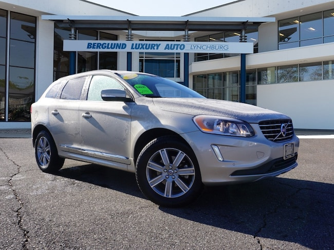 Used 2017 Volvo XC60 T5 AWD Inscription SUV For Sale in Lynchburg