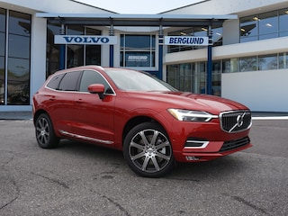 New  2018 Volvo XC60 SUV For Sale in Lynchburg, VA