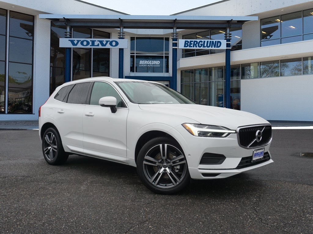 Used 2019 Volvo XC60 T5 Momentum SUV For Sale In Lynchburg, VA