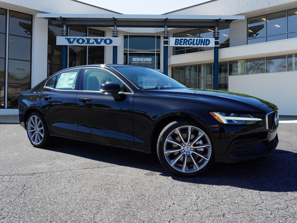Used 2019 Volvo S60 T5 Momentum Sedan For Sale In Lynchburg, VA