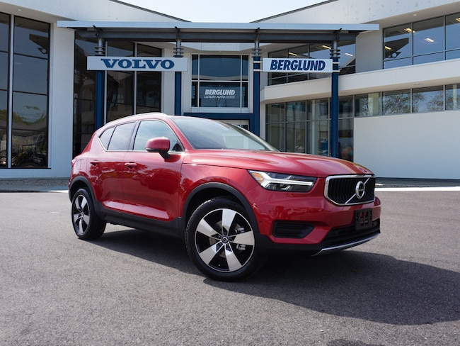 new 2019 volvo xc40 for sale or lease lynchburg va vin. Black Bedroom Furniture Sets. Home Design Ideas