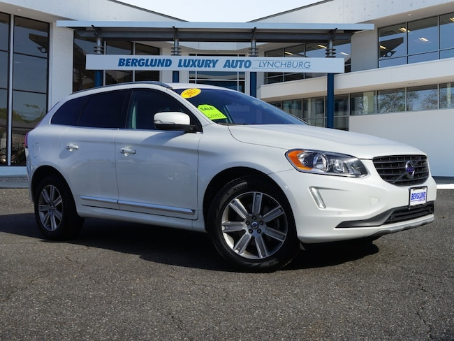 Used 2017 Volvo XC60 T5 FWD Inscription SUV For Sale in Lynchburg