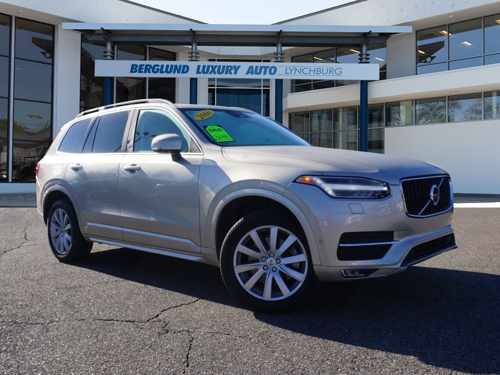 Used 2016 Volvo XC90 T6 Momentum AWD SUV For Sale In Lynchburg, VA