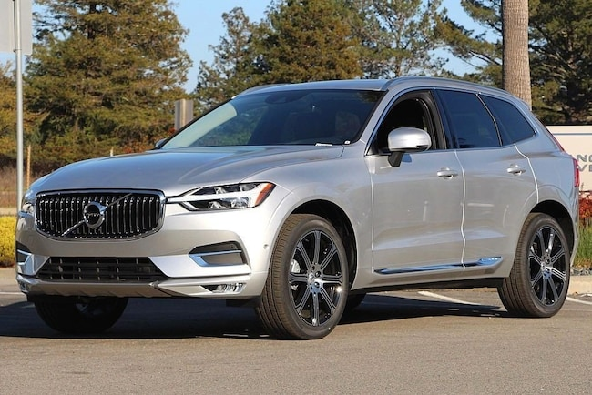 New 2019 Volvo XC60 For Sale at Marin Luxury Cars | VIN
