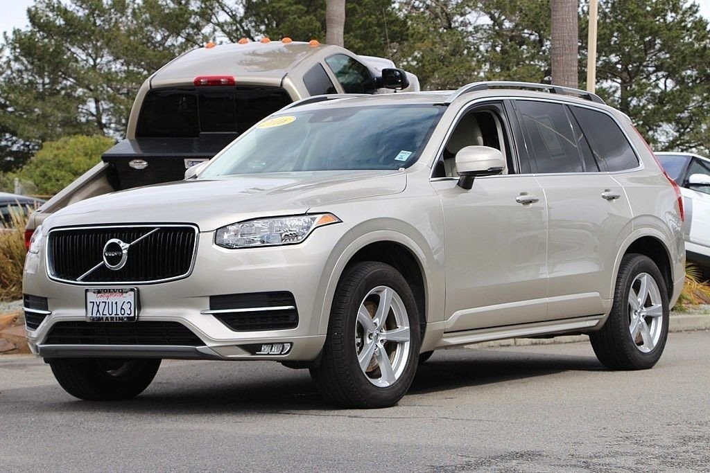 Used 2016 Volvo XC90 For Sale at Volvo Cars Marin | VIN: YV4102XK7G1056753