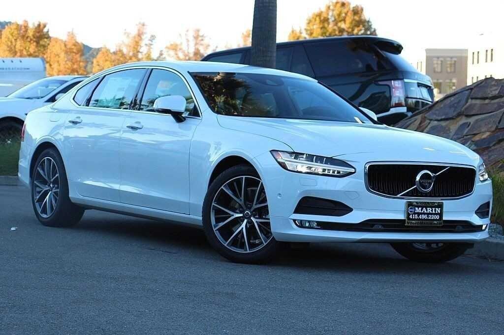 New 2018 Volvo S90 T6 AWD Momentum Sedan Corte Madera