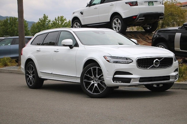 New 2018 Volvo V90 Cross Country T6 AWD Wagon For Sale/Lease Corte Madera, CA