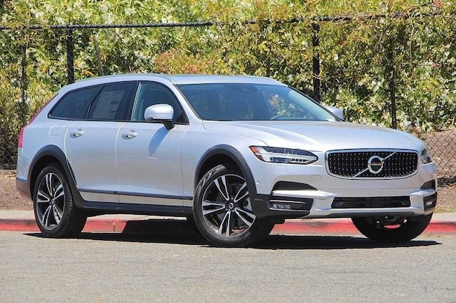 New 2018 Volvo V90 Cross Country T5 AWD Wagon For Sale/Lease Corte Madera, CA