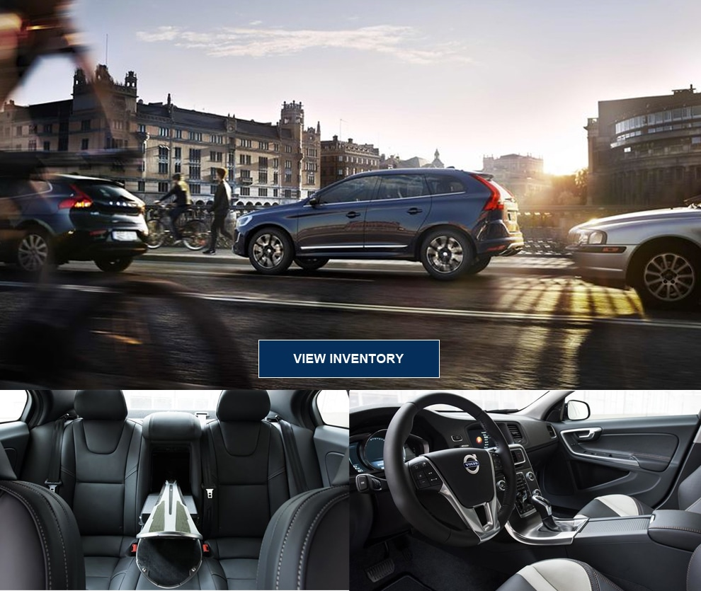2019 Volvo S60 V60 And Xc60 T8 Are Getting Polestar: The 2017 Volvo XC60 At Volvo Cars Marin In Corte Madera
