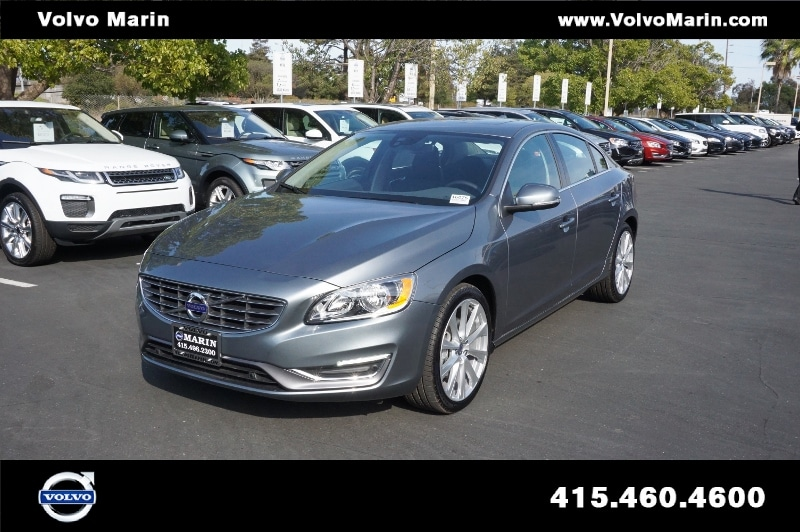 Pre-Owned 2016 Volvo S60 T5 Inscription Sedan 16075 in Corte Madera, CA