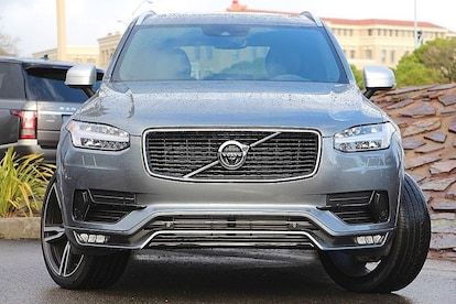New 2017 Volvo XC90 For Sale/Lease Corte Madera, CA | VIN# YV4102KM4H1141947