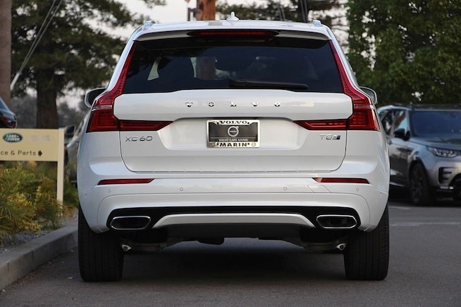 New 2019 Volvo XC60 Hybrid For Sale at Marin Luxury Cars