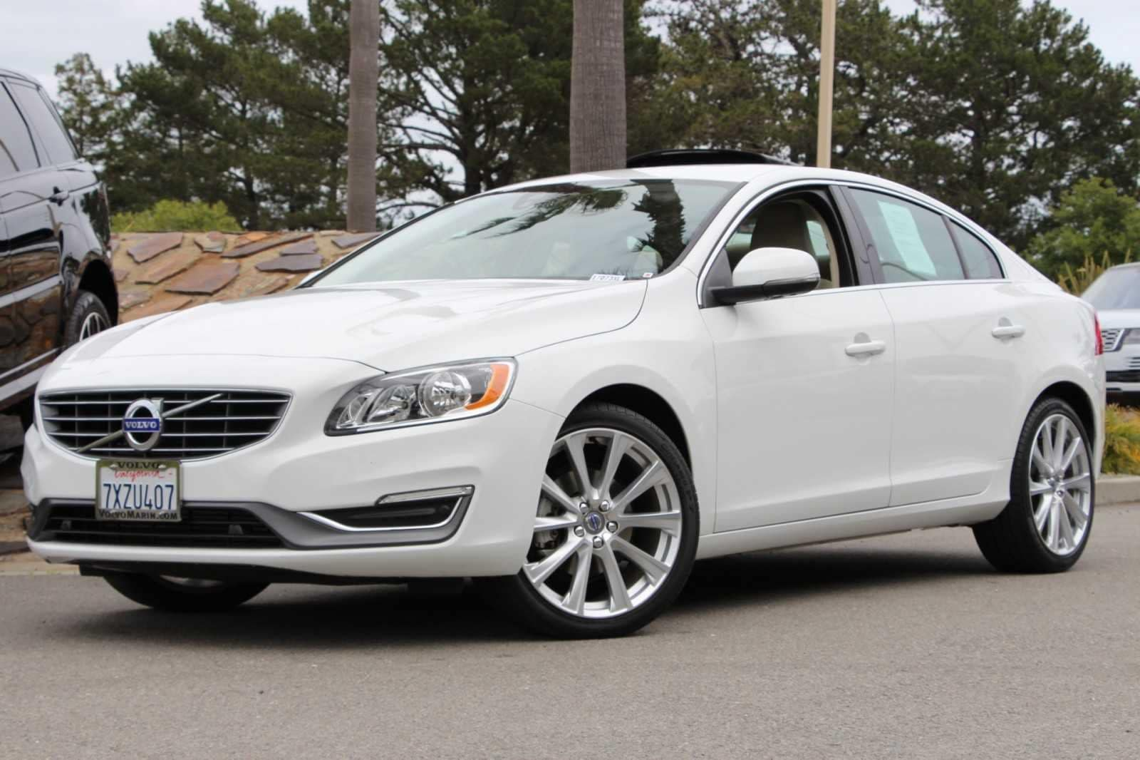 Pre-Owned 2017 Volvo S60 T5 Inscription Sedan 17073XL in Corte Madera, CA