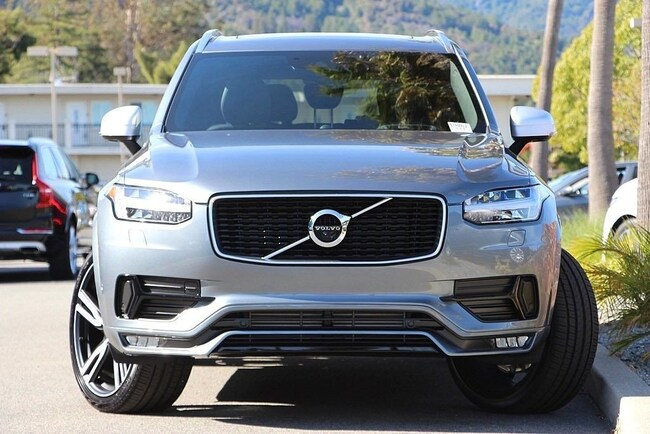 New 2019 Volvo XC90 For Sale at Marin Luxury Cars | VIN