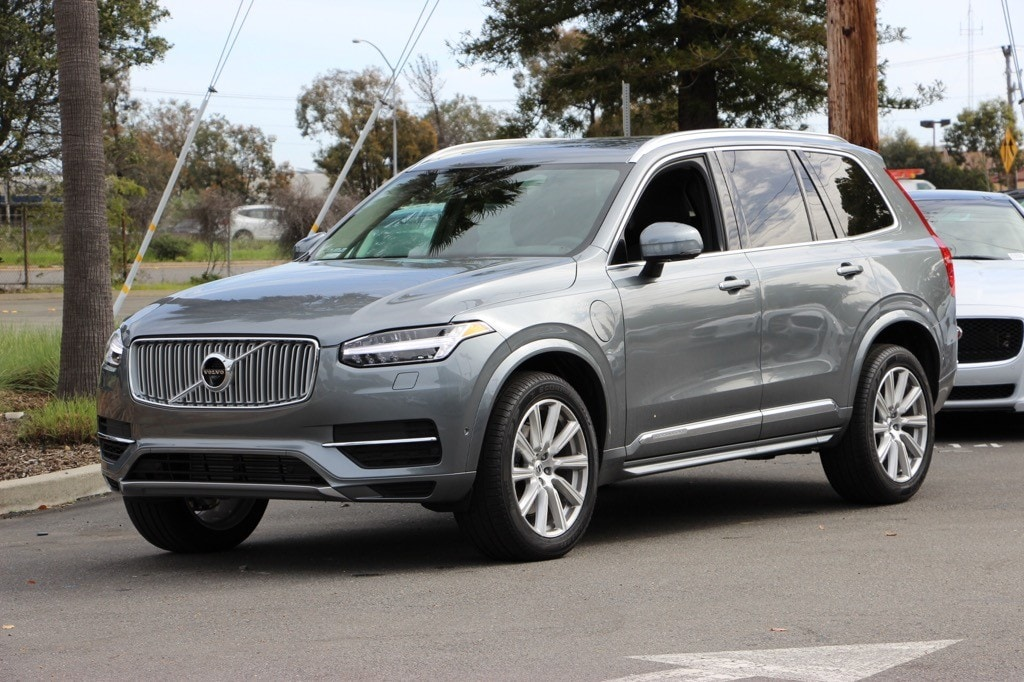 new 2016 volvo xc90 hybrid for sale corte madera ca. Black Bedroom Furniture Sets. Home Design Ideas