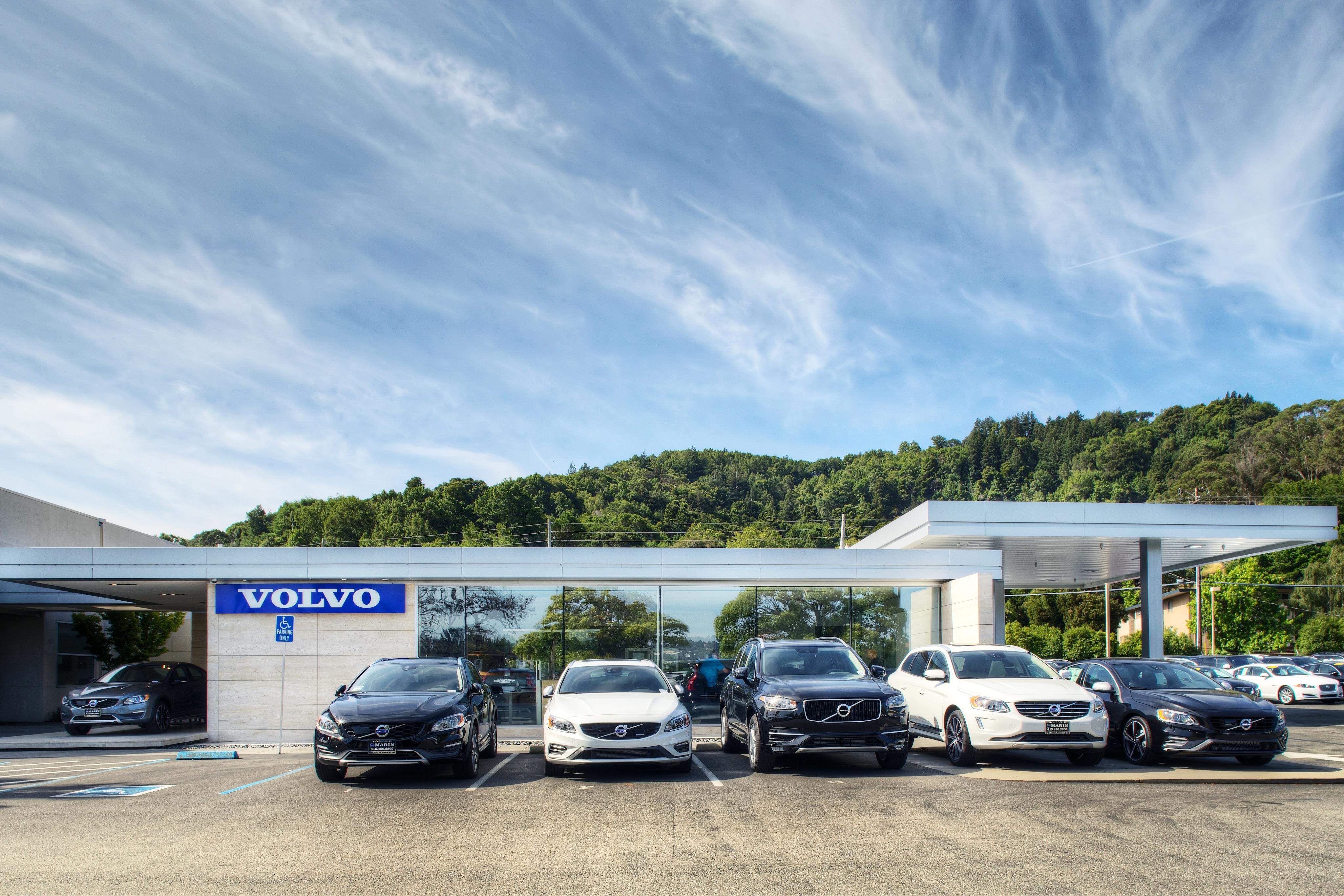volvo cars marin | new & used volvo dealership | corte madera, ca