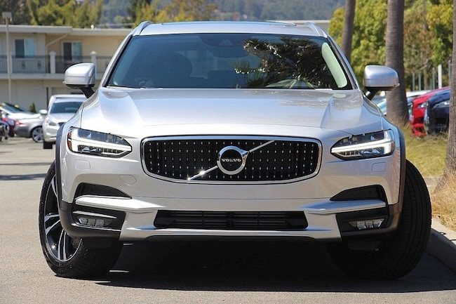 New 2018 Volvo V90 Cross Country For Sale at Marin Luxury