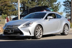 Pre-Owned 2015 LEXUS RC 350 Base (A8) Coupe P7301 in Corte Madera, CA