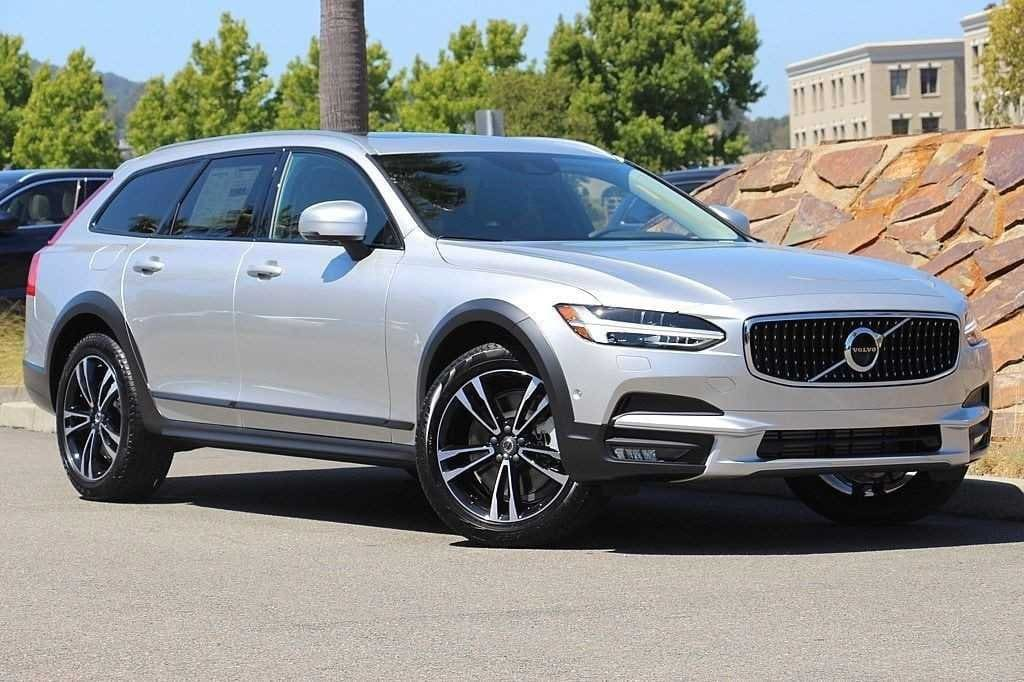 New 2018 Volvo V90 Cross Country T5 AWD Wagon Corte Madera