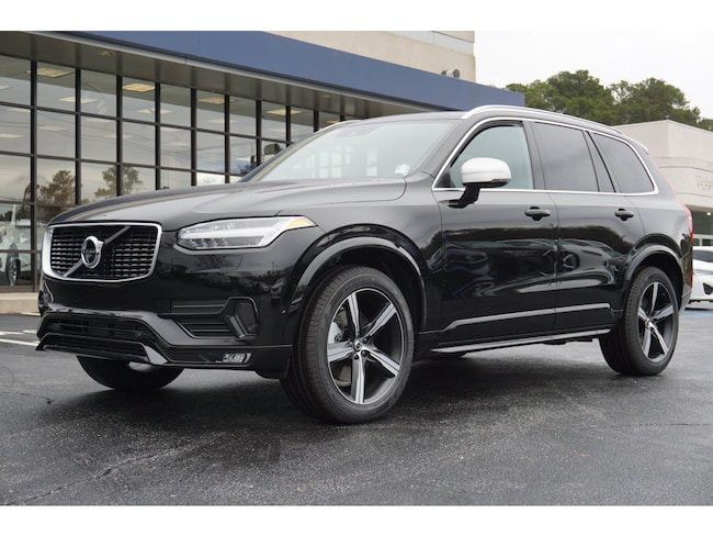 New 2019 Volvo XC90 For Sale at Acura And Volvo Of Athens | VIN