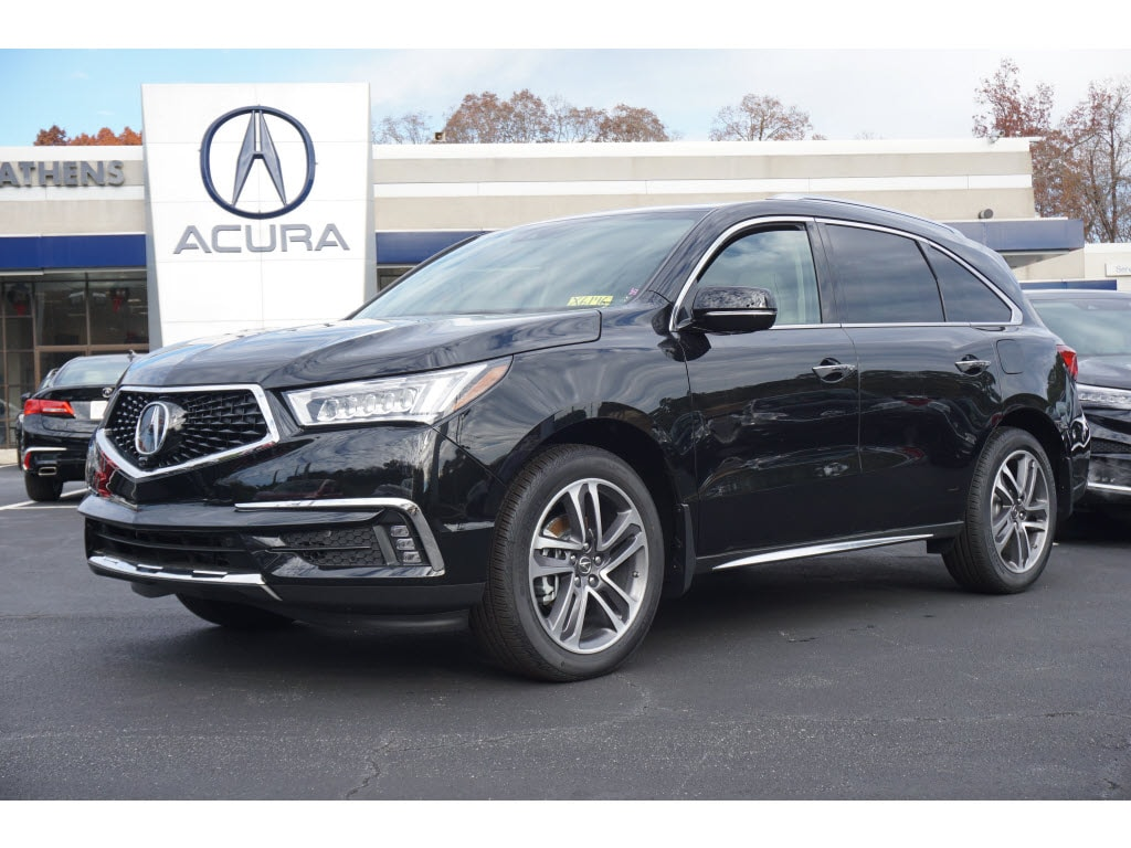 Acura Mdx Lease >> New 2018 Acura Mdx Suv W Advance Black For Sale Lease In Athens Ga Vin 5j8yd3h87jl009993