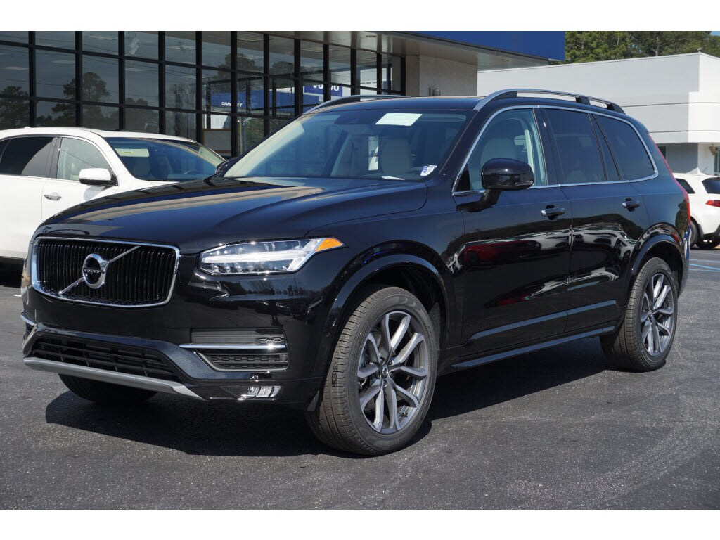 Volvo Xc90 Momentum >> New 2019 Volvo Xc90 Suv T6 Momentum Onyx Black For Sale Lease In Athens Ga Vin Yv4a22pk0k1488927