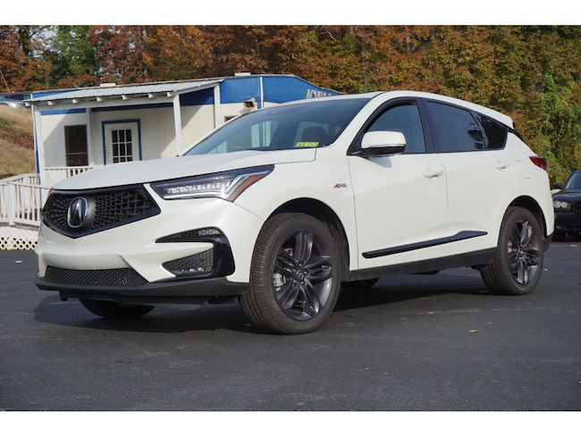 in Athens, GA 2019 Acura RDX A-Spec Package SUV