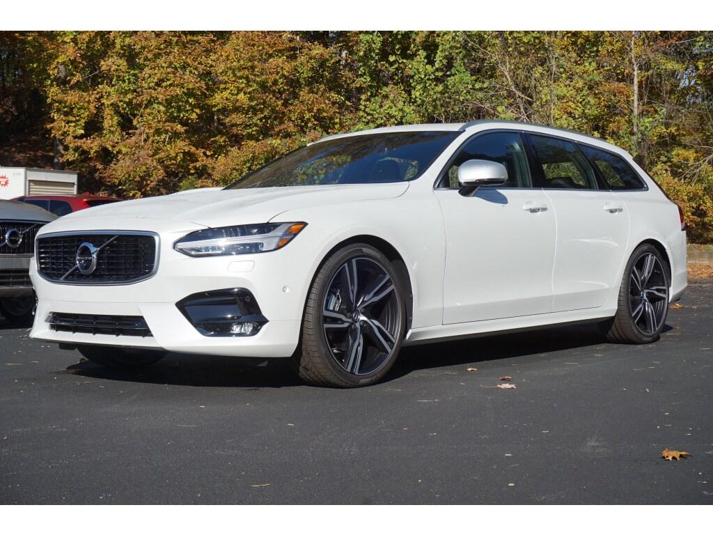 2019 Volvo V90 T5 R-Design Wagon YV1102GM7K1088223