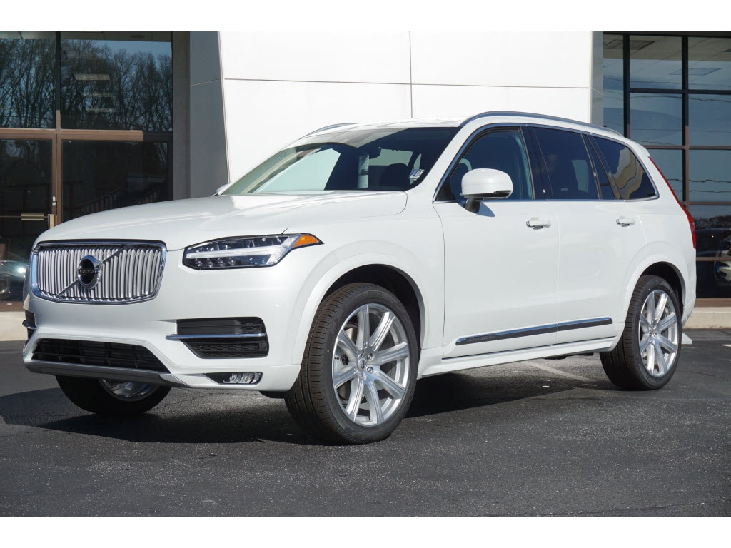 New 2019 Volvo Xc90 Suv T6 Inscription Ice White For Sale Lease In Athens Ga Vin Yv4a22pl4k1472643