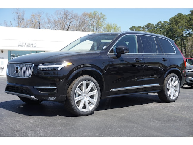 2019 Volvo XC90 T6 Inscription SUV YV4A22PLXK1492640